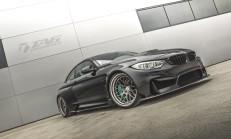 Wide Body Kitli BMW M4'e TAG Motorsports Dokunuşu