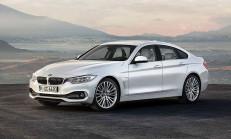 2015 Yeni BMW 418i Gran Coupe Türkiye'de Satışa Sunuldu