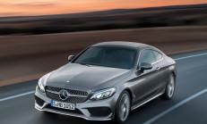 2015 Yeni Kasa Mercedes C-Serisi Coupe Tanıtıldı