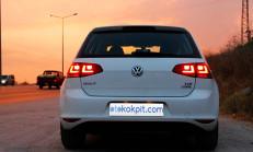 2015 Yeni Volkswagen Golf 7 TDI DSG Comfortline Testi