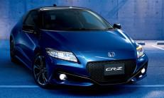 2016 Yeni Honda CR-Z Makyajlanarak Yeniden Geliyor