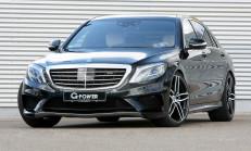 G-Power Bu Sefer Mercedes-AMG S63'yi Gıdıkladı