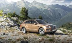 2016 Yeni Bentley Bentayga Teknik Özellikleri Açıklandı