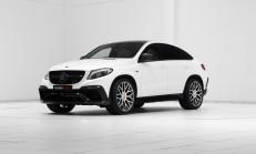 Brabus 850 Mercedes GLE 63 AMG Coupe Yayınlandı