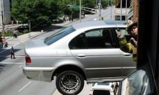 Görebileceğiniz En İlginç Araç Kazaları