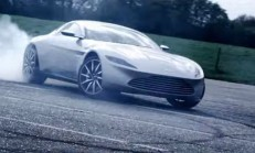 James Bond'un Yeni Silahı: Aston Martin DB10