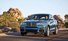 2016 BMW X4 M40i Teknik Özellikleri Açıklandı