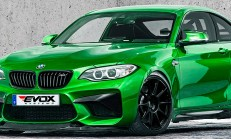 BMW M2'ye Alpha-N Performans Dokunuşu