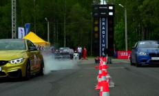 BMW M4 & BMW M5 Efsane Drag Yarışı