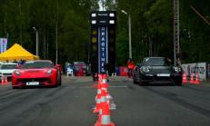 Ferrari F12 Berlinetta, Bu sefer Porsche 911 Turbo S'e Karşı
