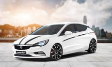 Irmscher 2016 Opel Astra K Modifiye Kiti Yayınlandı