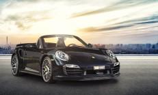 O.CT Tuning'den 669 Beygirlik Porsche 911 Turbo S Cabriolet