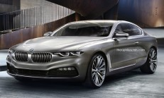 Yeni BMW 8-Serisi İçin İlk Render Çalışma Geldi