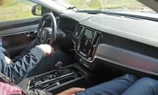 2016 Yeni Volvo S90 Bu Sefer İçi Görüntülendi