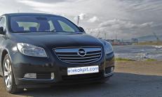 2012 Opel Insignia 2.0 CDTi Edition Otomatik İnceleme