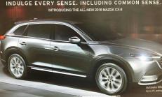 2016 Yeni Kasa Mazda CX-9 Geliyor
