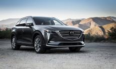 2016 Yeni Kasa Mazda CX-9 Tanıtıldı