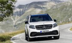 2016 Yeni Mercedes GLS Teknik Özellikleri Açıklandı