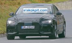 2017 Yeni Kasa Audi A5 Coupe Geliyor