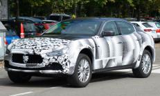 2017 Yeni Maserati Levante Geliyor