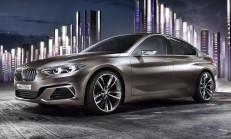 BMW Yepyeni Kompakt Sedan ile Geliyor: BMW 1 Serisi Sedan?