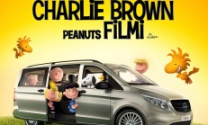 Mercedes-Benz Vito Tourer, Snoopy ve Charlie Brown ile Bir Araya Geldi