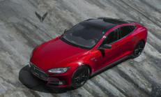 Vilner Sonrası Tesla Model S'i Görmelisiniz