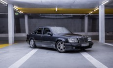 W124 Kasa Mercedes-Benz E 60 AMG Limited İle Tanıştınız Mı?