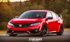 2017 Yeni Honda Civic Sedan Type-R Desem?