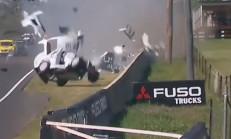 2015 Yılının En Korkunç Yarış Kazaları