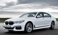 2016 Yeni BMW M760LI (G11-G12) Yolda