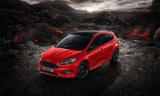 2016 Yeni Ford Focus Red ve Black Edition Geliyor