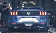 Bu Ford Mustang GT 666 Beygir Güce Sahip