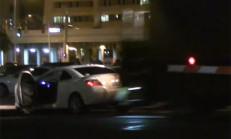 Honda Civic Tren Raylarında Kalırsa!