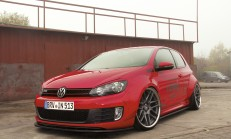 Ingo Noak Tuning Volkswagen Golf 6 GTI