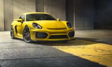 2016 Yeni Porsche Cayman GT4 Clubsport Ayak Seslerine Kulak Verin!