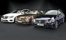 2016 Model Mercedes C, E ve S Serisi Tasarım Karmaşası