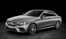 2018 Yeni Kasa Mercedes E Serisi W213 Türkiye Fiyatı Açıklandı
