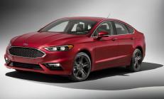 2017 Yeni Ford Mondeo Kamuflajdan Sıyrıldı