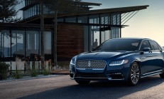 2017 Yeni Kasa Lincoln Continental Tanıtıldı