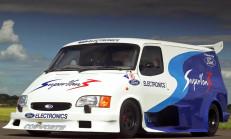 650 Beygirlik Ford Transit (Mk3) Supervan 3