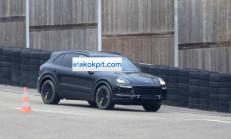 2018 Yeni Kasa Porsche Cayenne Görüntülendi