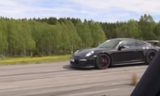 Audi RS7, Porsche 911 GT3'e Karşı