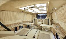 Larte Design Mercedes V-Serisi Cenevre'yi Bekliyor