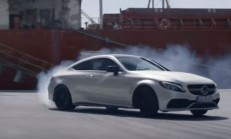 Yeni Mercedes-AMG C63 S Coupe Teaser'ı Yayınlandı