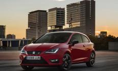 2016 Yeni Seat Ibiza Cupra Teknik Özellikleri ve Türkiye Fiyatı Açıklandı