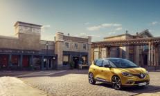 2017 Yeni Kasa Renault Scenic Tanıtıldı