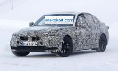 2018 Yeni Kasa BMW 3 Serisi Casus Kameralara Yakalandı