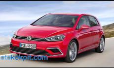 Sırada 2018 Yeni Kasa Volkswagen Golf 8 Var