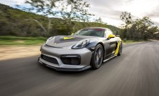 2016 Vorsteiner Porsche Cayman GT4